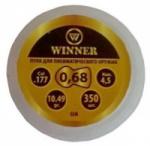 Пули и патроны Winner Krygl 4.5 mm 0.68 g 350 pcs