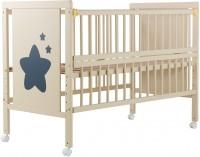 Кроватка Babyroom Zvezdochka Z01