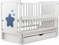 Кроватка Babyroom Zvezdochka Z03