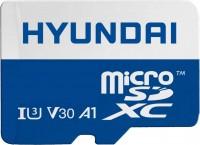 Фото - Карта памяти Hyundai microSDXC Class 10 UHS-I U3 V30 A1  128ГБ