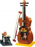 Конструктор Sluban Violin House M38-B0817