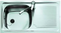 Фото - Кухонная мойка Teka Universal 1B 1D RHD
