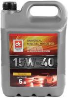 Моторное масло Dorozhna Karta 15W-40 SG/CD 5л