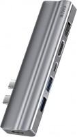 Фото - Кардридер / USB-хаб WiWU Adapter T9