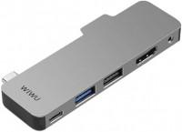 Фото - Кардридер / USB-хаб WiWU Adapter T5