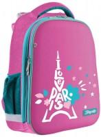 Школьный рюкзак (ранец) 1 Veresnya H-12 Love Paris