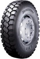 """Вантажна шина Bridgestone L317  13 R22.5"""" 154G"""