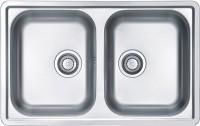 Кухонная мойка Alveus Line 90