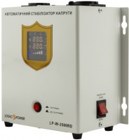 Стабилизатор напряжения Logicpower LP-W-3500RD 2100Вт
