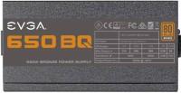 Фото - Блок питания EVGA BQ  650 BQ