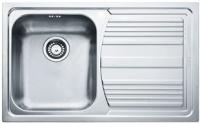 Кухонная мойка Franke Logica Line LLX 611-79 101.0073.454 790х500мм