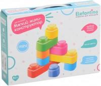 Фото - Конструктор Elefantino Soft Blocks IT104235