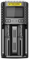 Зарядка аккумуляторных батареек Nitecore UMS2