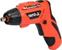 Yato YT-82760  - купить электроотвертка: цены, отзывы, характеристики > стоимость в магазинах Украины: Киев, Днепропетровск, Львов, Одесса
