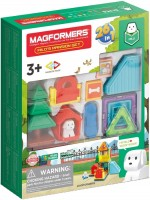 Фото - Конструктор Magformers Milos Mansion Set 705011