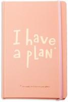 Ежедневник Orner I Have A Plan Peachy