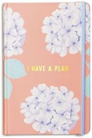 Ежедневник Orner I Have A Plan Hydrangea