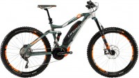 Велосипед Haibike Xduro AllMtn 8.0 2018 frame M