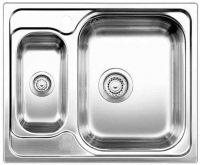 Кухонная мойка Blanco Tipo 6 605х600мм