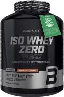 Протеїн BioTech Iso Whey Zero Black  2.3кг