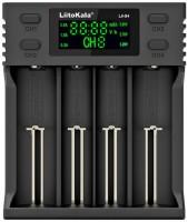 Зарядка аккумуляторных батареек Liitokala Lii-S4