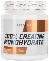 Фото - Креатин Progress 100% Creatine Monohydrate  500 г