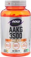 Фото - Амінокислоти Now AAKG 3500 180 tab