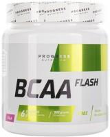 Фото - Аминокислоты Progress BCAA Flash 300 g