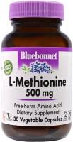 Фото - Амінокислоти Bluebonnet Nutrition L-Methionine 500 mg 30 cap