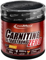 Сжигатель жира IronMaxx Carnitine Ultra Strong Zero 300 g 300г