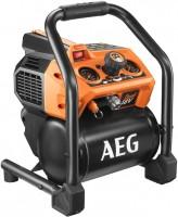 Фото - Компресор AEG BK18-38BL-0 4л акумулятор, без АКБ