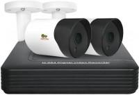 Комплект видеонаблюдения Partizan AHD-14 2xCAM 1xDVR HDD
