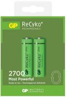 Аккумулятор / батарейка GP Recyko  2xAA 2700 mAh