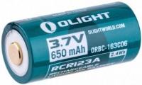 Фото - Аккумулятор / батарейка Olight ORBC163CO6 650 mAh