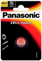 Фото - Аккумулятор / батарейка Panasonic 1xSR-41EL