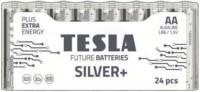 Фото - Аккумулятор / батарейка Tesla Silver+  24xAA