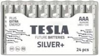 Фото - Аккумулятор / батарейка Tesla Silver+ 24xAAA