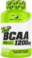 Фото - Аминокислоты Sport Definition BCAA Mega Dose 1200 mg 120 cap