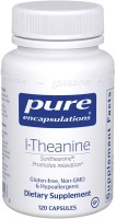 Фото - Амінокислоти Pure Encapsulations L-Theanine 60 cap