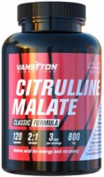 Фото - Амінокислоти Vansiton Citrulline Malate 120 cap