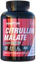 Фото - Аминокислоты Vansiton Citrulline Malate 120 cap
