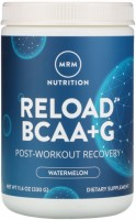 Фото - Аминокислоты MRM Reload BCAA plus G 840 g