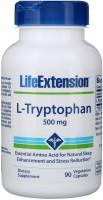 Фото - Амінокислоти Life Extension L-Tryptophan 500 mg 90 cap