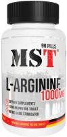 Фото - Аминокислоты MST L-Arginine 1000 mg 90 tab