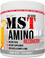 Фото - Аминокислоты MST Amino Recovery 400 g
