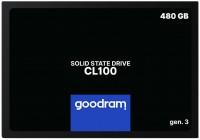 SSD GOODRAM CL100 GEN 3 SSDPR-CL100-240-G3 240ГБ