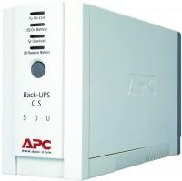 ИБП APC Back-UPS CS 500VA BK500EI 500ВА