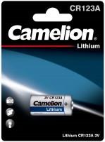 Фото - Аккумулятор / батарейка Camelion 1xCR123A