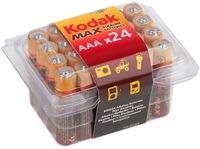 Аккумулятор / батарейка Kodak  24xAAA Max