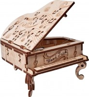 Фото - 3D пазл Wood Trick Grand Piano